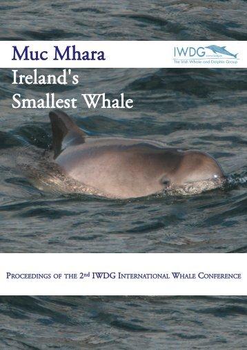 Muc Mhara Ireland's Smallest Whale - Marine Institute Open Access ...
