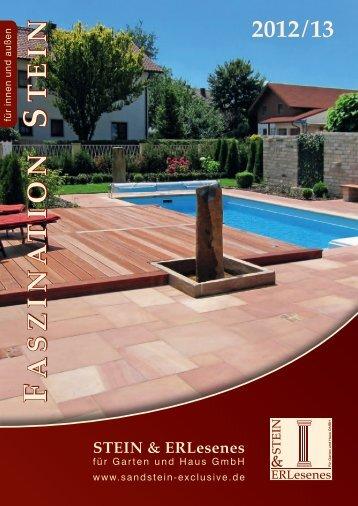 Katalog Download - Sandstein * Hartsandstein für Haus und Garten ...