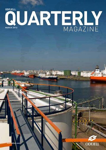 Quarterly March 2012 - Odfjell