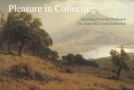 American Art at the Parthenon The James M. Cowan Collection