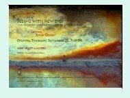 Art Show: Slide Presentation (PDF)