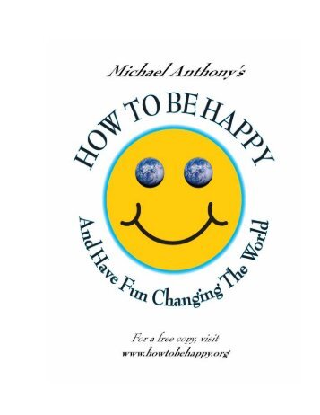 How to be Happy and Have Fun Changing - New Thought Families
