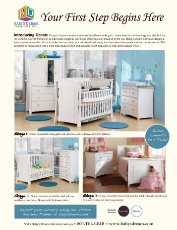 Assembly Directions And Parts List Baby Furniture Plus Kids