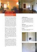 Umbau / Renovation Friedhofgebäude Grüningen - Malerei Widmer - Seite 3