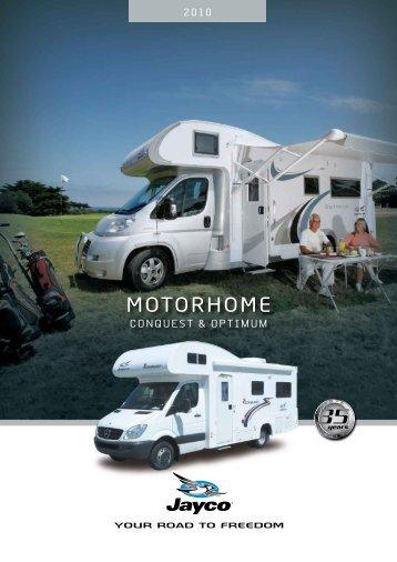 MOTORHOME - Jayco