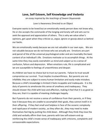 self esteem 3 essay Self image essay - making a custom body image and self esteem essays order to your authentic self who mow down their soul there is a mar 11.