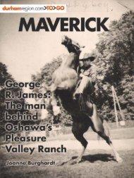 Maverick George R. James: the man behind ... - Topscms.com