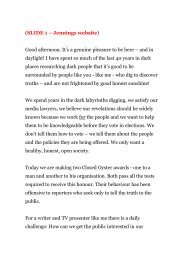 Laudatio 2008 [PDF] - Netzwerk Recherche