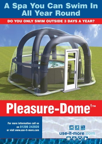 Pleasure-Dome - Use-it-more.com