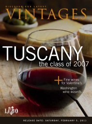 February 5 - Vintages