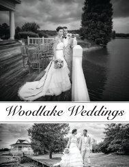 Woodlake CC Wedding Packet (PDF) - Woodlake Country Club
