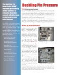 Buckling Pin Pressure Relief Technology Buckling Pin Pressure - Page 2