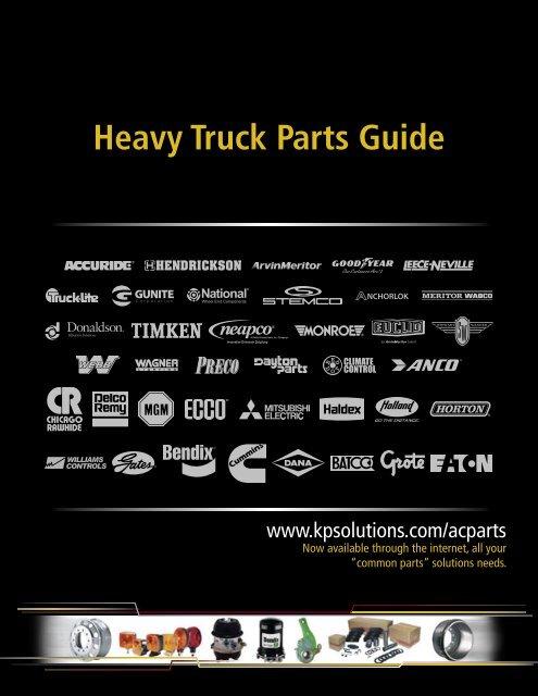 Brake Components Camshaft