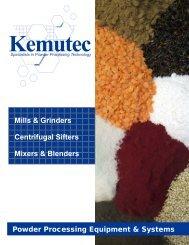 Kemutec Powder Processing Brochure