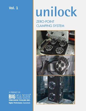 Unilock Vol. 1 Zero-Point Clamping System - BIG Kaiser Precision ...