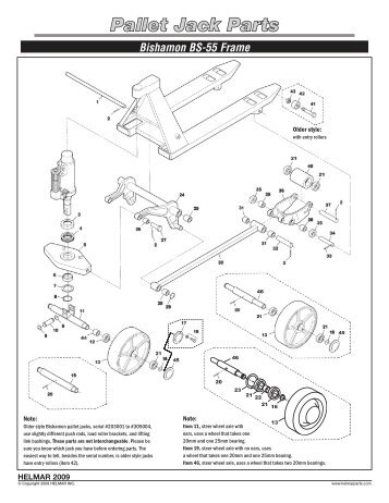 pallet jack parts bishamon bs 55 frame?quality\\\=80 moffett forklift wiring diagram gandul 45 77 79 119  at readyjetset.co