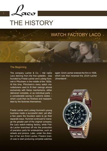 Laco History - Island Watch