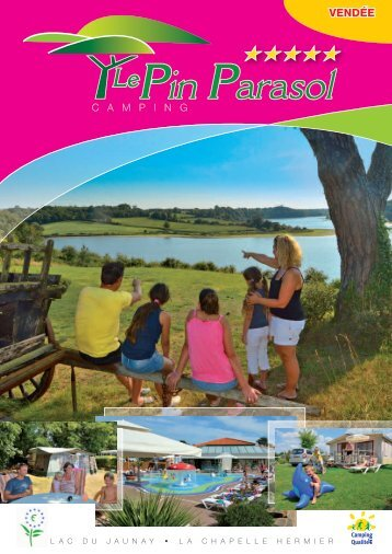 Télécharger notre brochure - Camping Le Pin Parasol