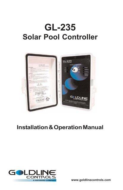 Hayward Pool Control Panel Wiring Diagram on
