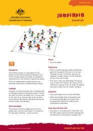 jumpinpin - Australian Sports Commission