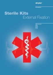 Sterile Kits External Fixation - Stryker