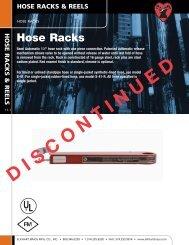 Hose Racks - Elkhart Brass