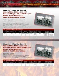 Wiseco 469M06700 67.00 mm 2-Stroke Off-Road Piston