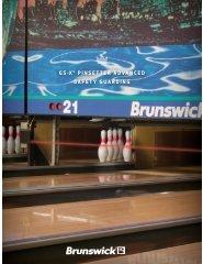 Annex 4 - Brunswick GSX pinsetter MAY09 brochure - HSE