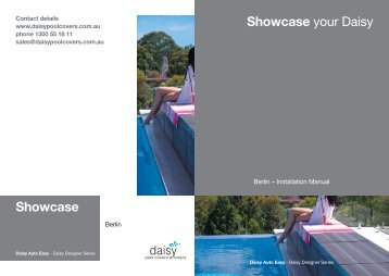 Showcase your Daisy Showcase - Daisy Pool Covers