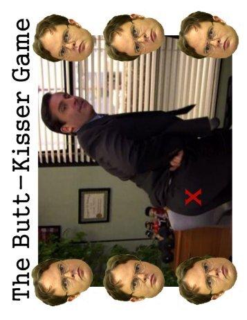 The Butt-Kisser Game - dmi-ypsilanti