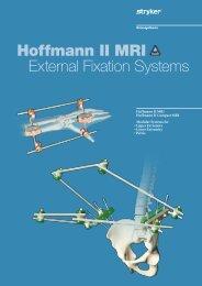 Hoffmann II MRI External Fixation Systems - Stryker