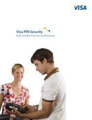 Visa PIN Security