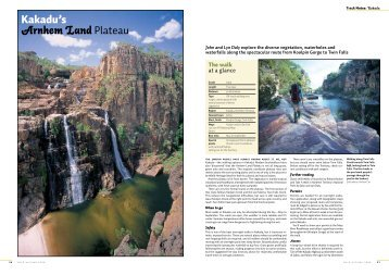 Kakadu's Arnhem Land Plateau