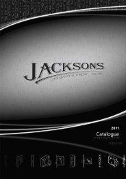 Jacksons Lock Manufacturing