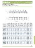 Ketten für die Reiserntemaschine - Donghua - Seite 4
