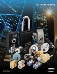 Download 2012 Medeco Catalog PDF