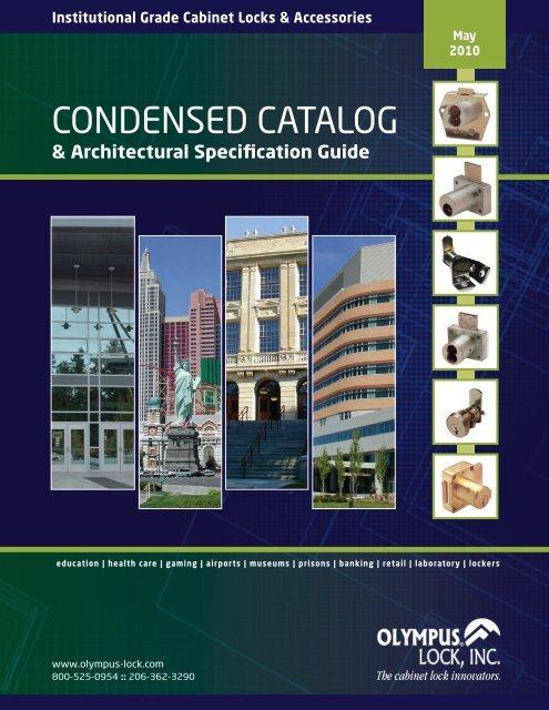 CCL Security 0737 KA 1-1//8-Inch Pin Tumbler Cabinet Lock