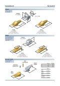 Verschleißteile für Bohrwerkzeuge Wear Parts for Drilling Tools - Seite 5