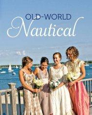 Nautical - Martha's Vineyard Island Weddings