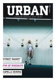 PIN UP D'ASSALTO CAPELLI DIVERSI STREET BASKET - Urban