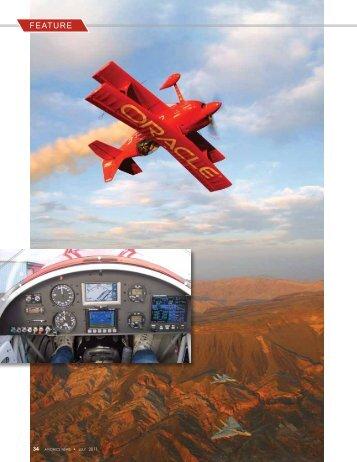 Aerobatic Avionics - Aircraft Electronics Association