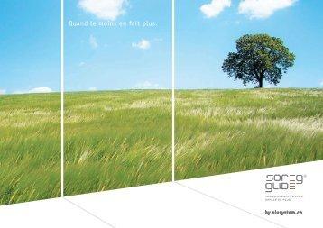 Télécharger la brochure Soreg Glide - CMA