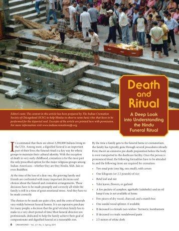 Ritual - St. Michael's Cemetery