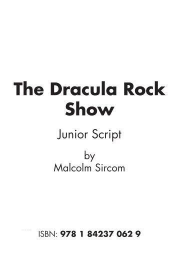 The Dracula Rock Show - Musicline