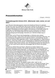 Presseinformation