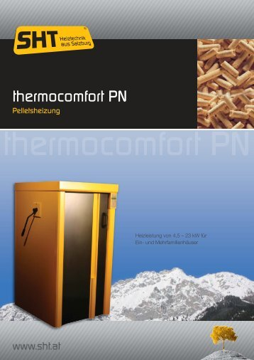 thermocomfort PN - SHT