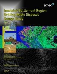 154 - The Environmental Studies Research Funds | Le Fonds pour l ...