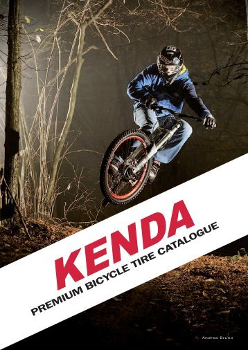 KENDA Produktkatalog 2011 - powered by Messingschlager