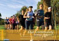 Annual Report 2010 - 2011: Part 2 - City of Monash
