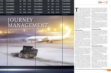 JOURNEY MANAGEMENT - Sabre Airline Solutions